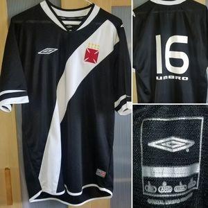 Vintage Official 2006 Vasco da Gama Team Jersey